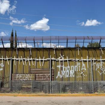 US / Mexico border