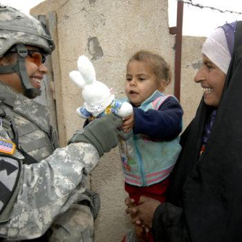 military in Iraq