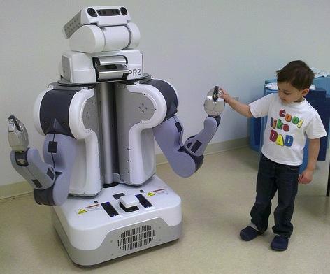 Chad Jenkins robot