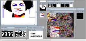 Screen shot of VisAw