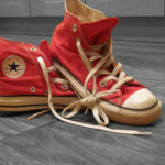 Red Sneakers & Sweatshirts: The Surprising Upside Of Standing Out